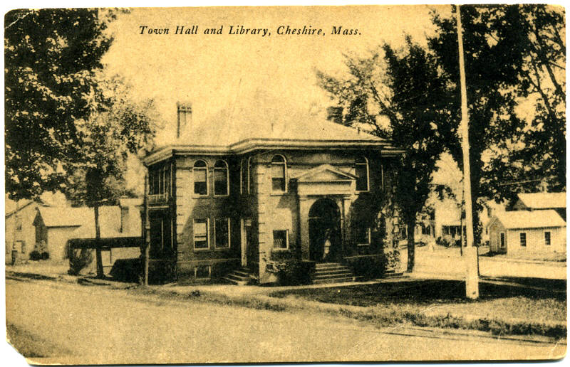 Cheshire Town Hall & Library