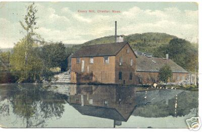 Chester Emery Mill