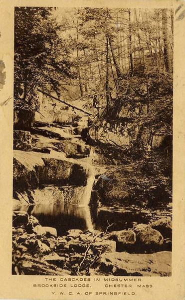 Chester Cascades & Waterfall