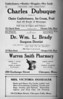 Springfield Chic Directory Ads 1920 04