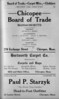 Springfield Chic Directory Ads 1920 03