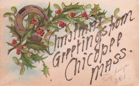 Chicopee Christmas Greeting