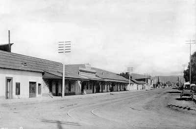 1887-92, Buena Vista Street