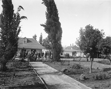 1895, Ybarra Homestead