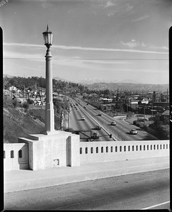 1955, College Street Bridge