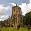 St. Mary's Church in Ecclesfield nr Sheffield