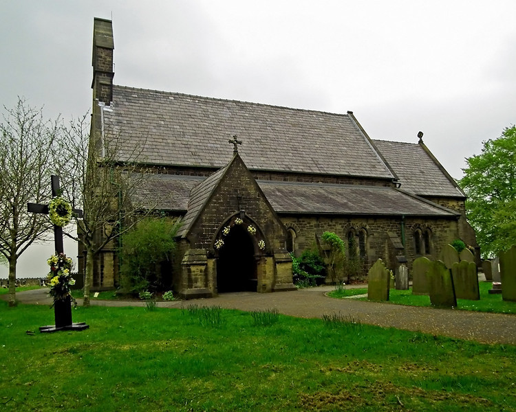 St James the Great Church