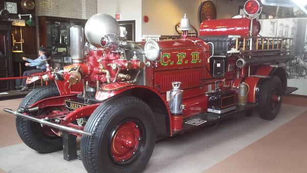 Cincinnati Fire Museum - 24 Nov. '16