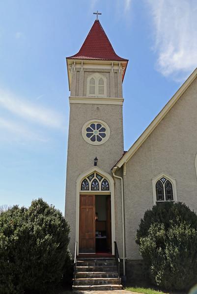 Ashby Chapel, Paris Virginia