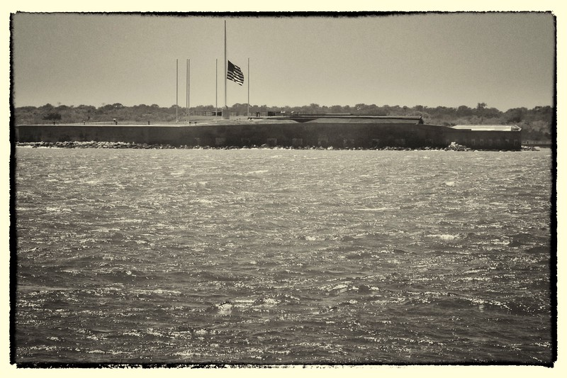 Fort Sumter, Charleston Harbor, SC
