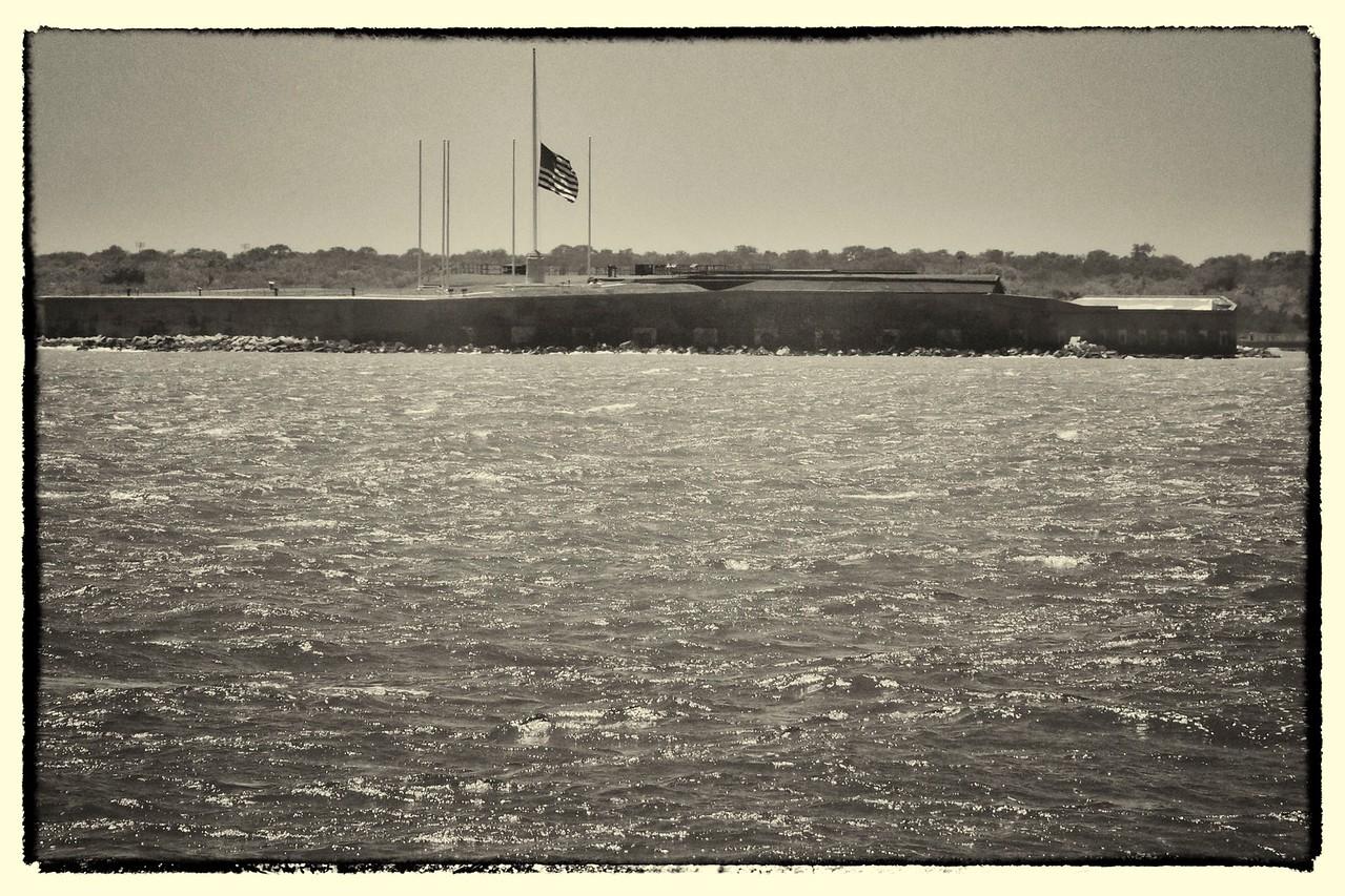 Fort Sumter, Charleston Harbor, SC