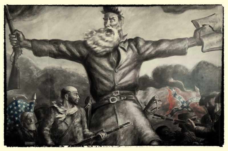 John Brown, Harpers Ferry, WV