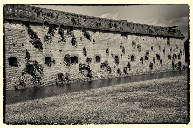 Fort Pulaski Direct Hits, GA