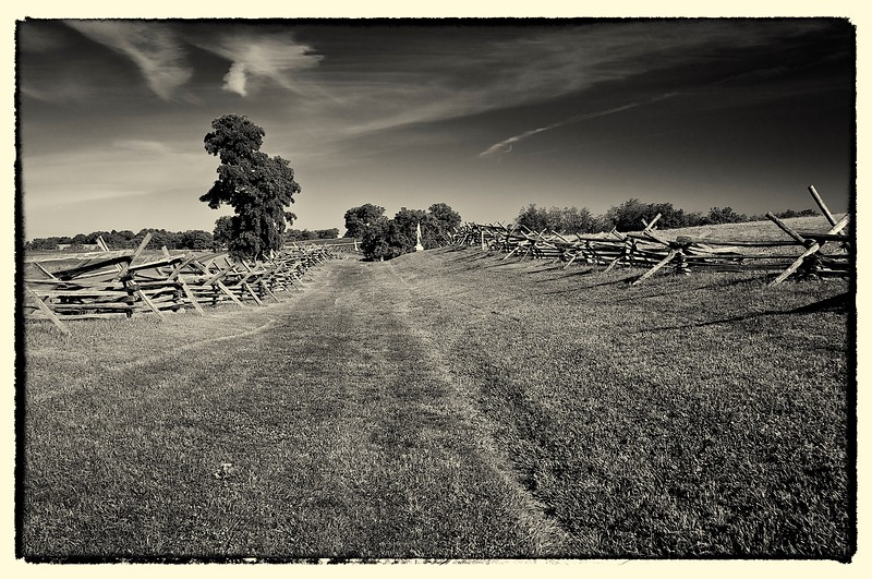 Bloody Lane, Antietam, MD