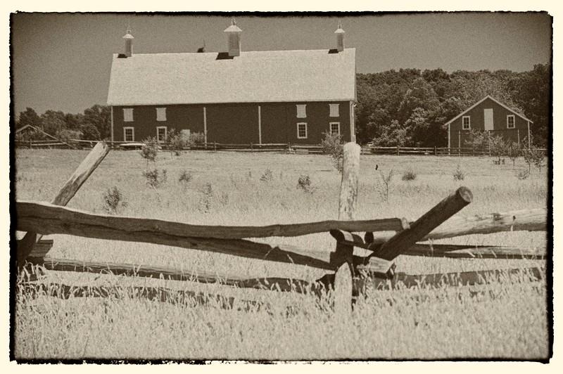Codori Barn, Gettysburg, PA
