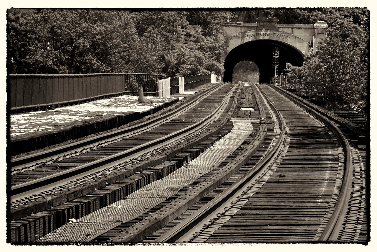 Harper's Ferry Rail Connections, WV