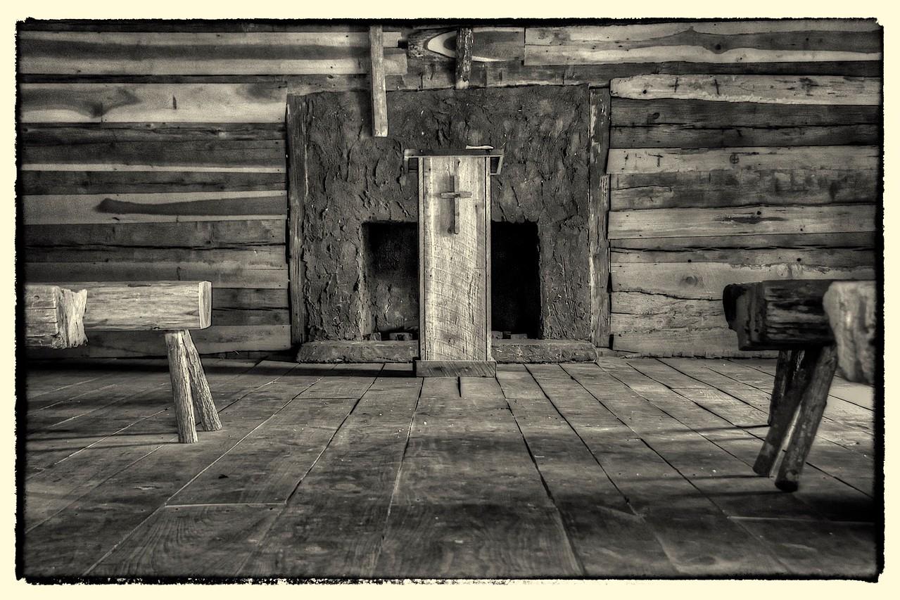 Shiloh Church, MS