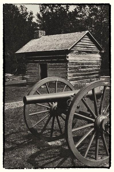 Snodgrass Cabin, Chickamauga, GA