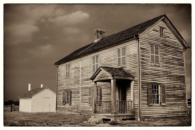 Henry House, Manassas, VA