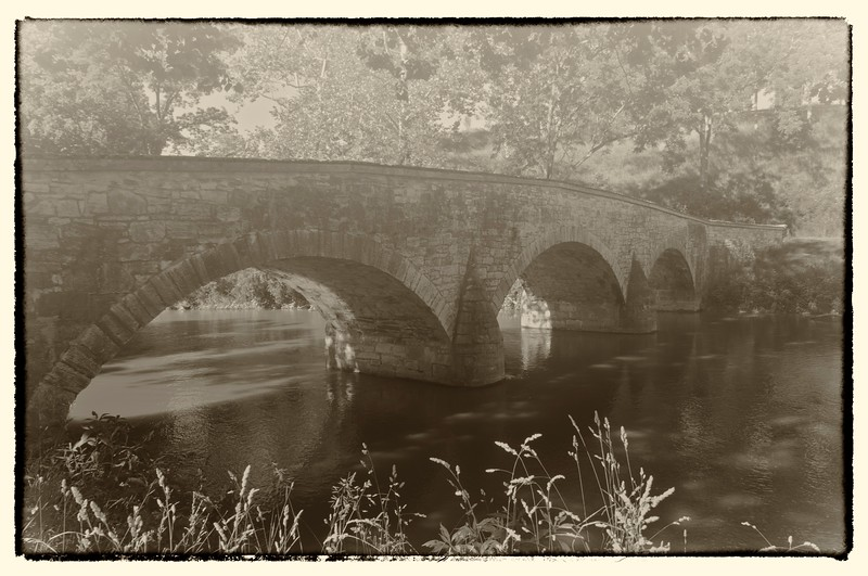 Burnside's Bridge, Antietam, MD