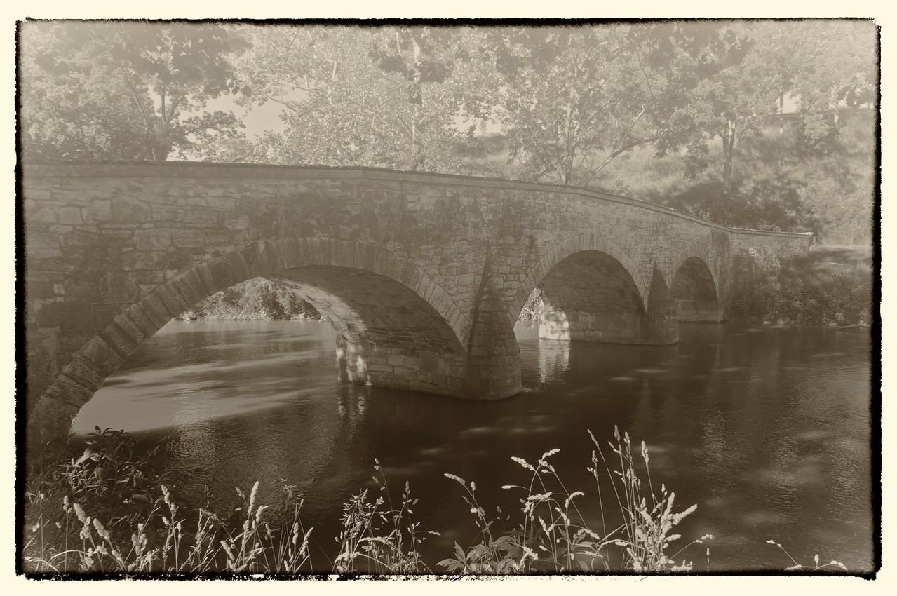 Burnside's Bridge, Antietam, MD