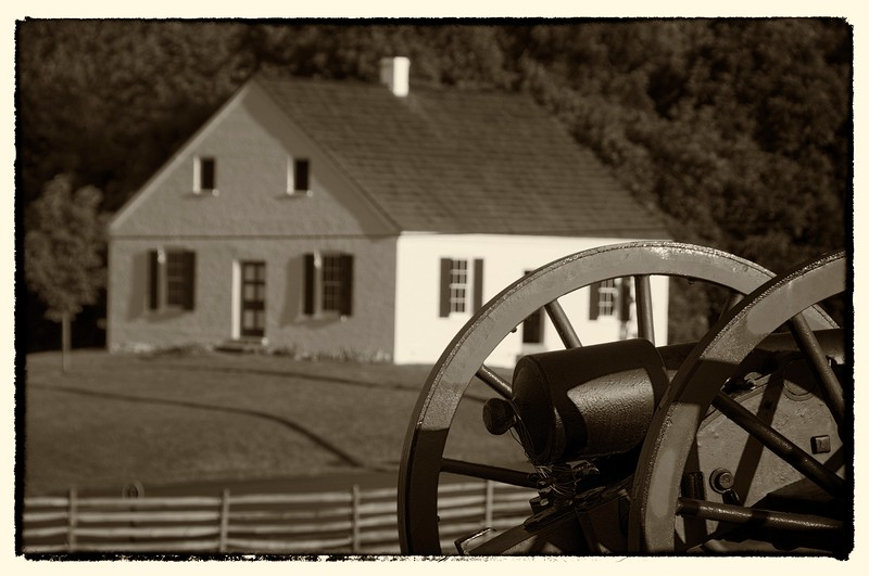 Dunker Church , Antietam, MD
