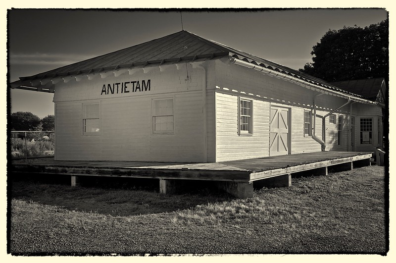 Antietam Rail Station, MD