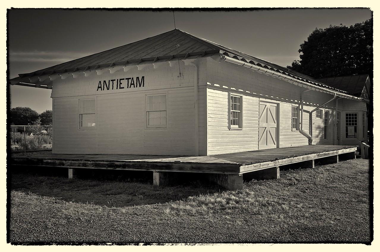 Antietam Rail Station, MD