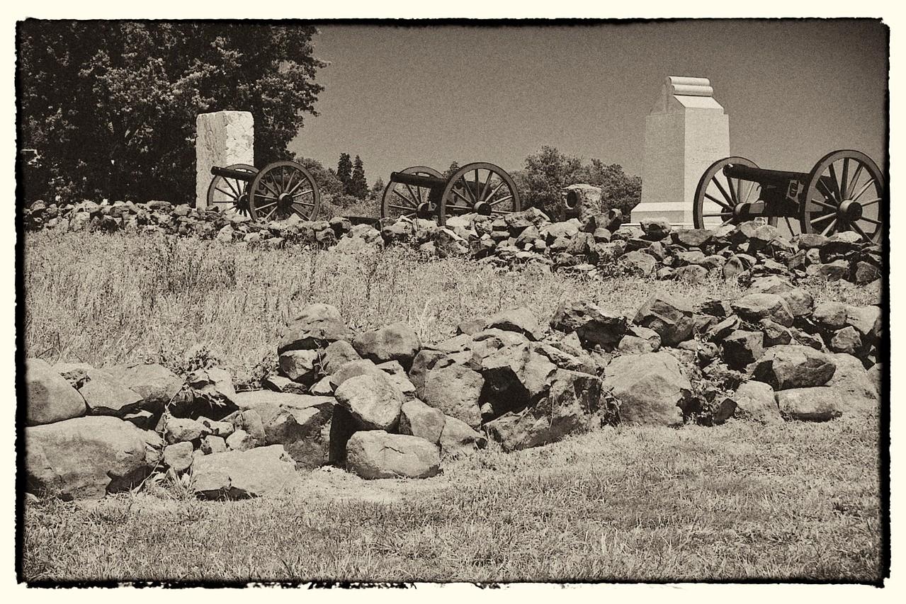 High Water Mark, Gettysburg, PA