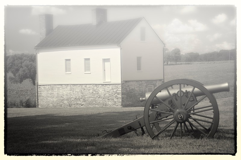 Monocacy Battlefield Building, MD