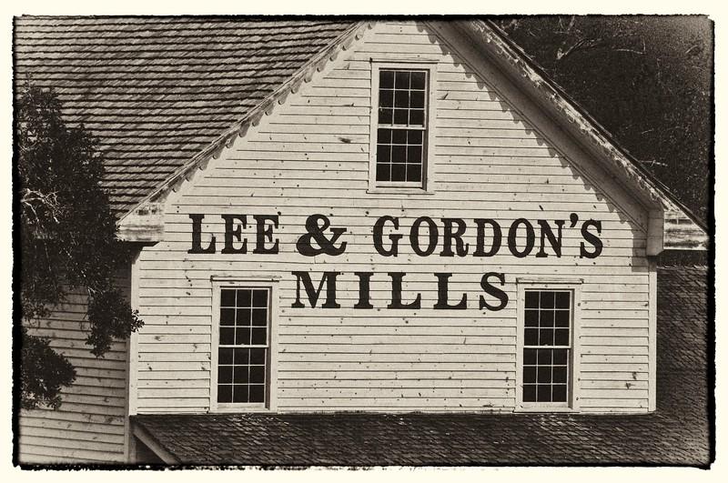 Civil War Mill, Chickamauga, GA