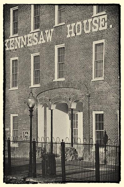 Kennesaw House Hotel, Marietta, GA