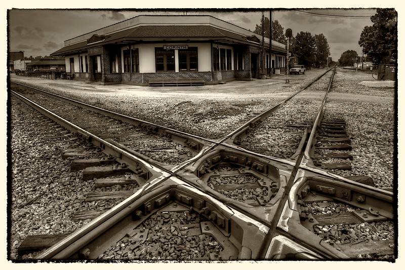 Corinth Rail Junction, MS
