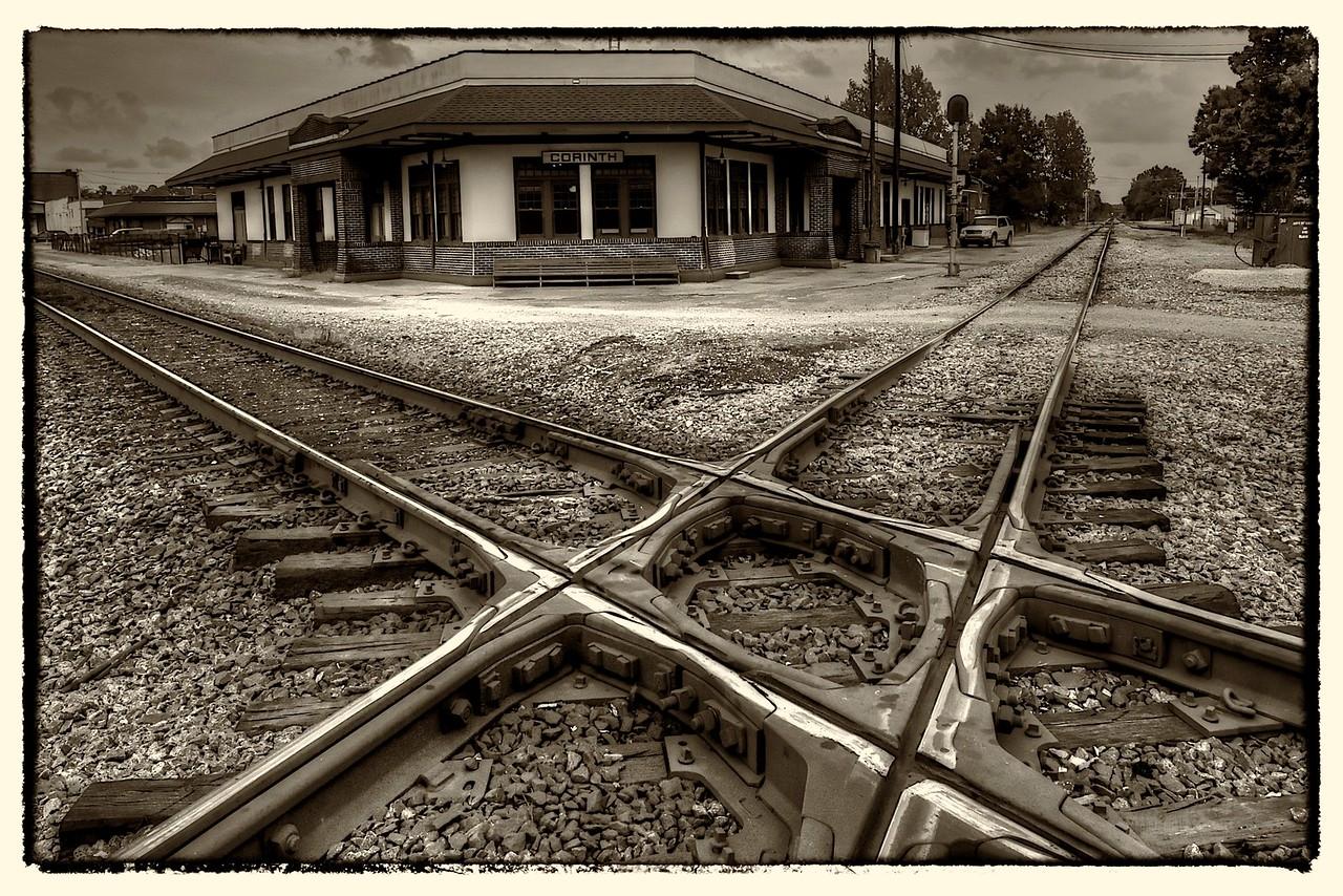 Corinth Rail Junction, MS