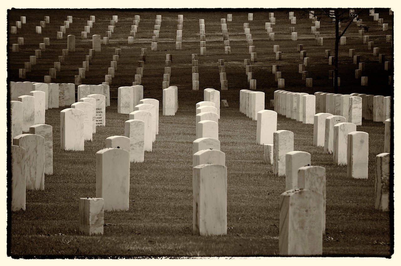National Cemetery, Corinth, MS