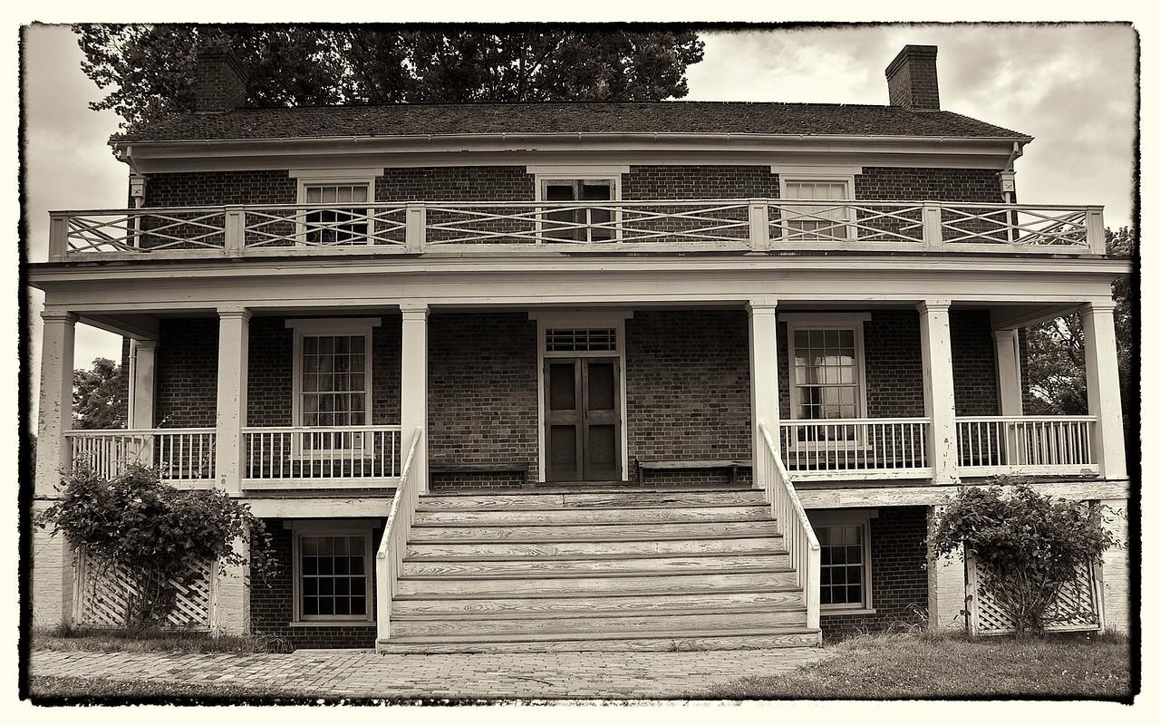McLean Surrender House, Appomattox Court House, VA