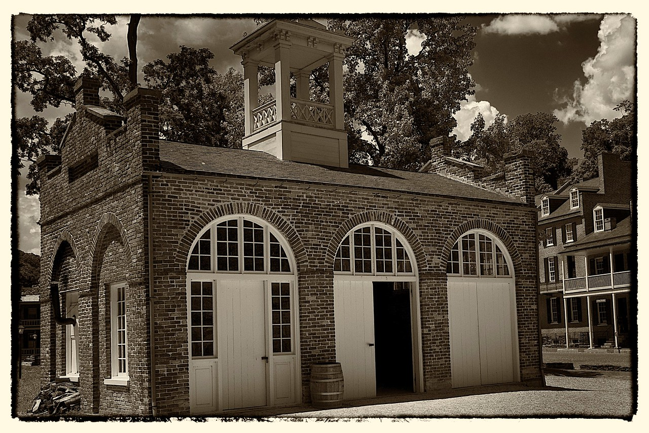 John Brown's Fort, Harpers Ferry, WV