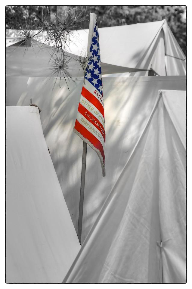 Soldier's Camp, Resaca, GA