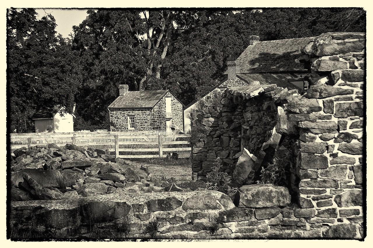 Rose Farm Ruins, Gettysburg, PA