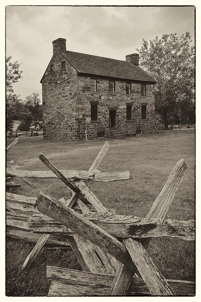 Old Stone House, Manassa, VA