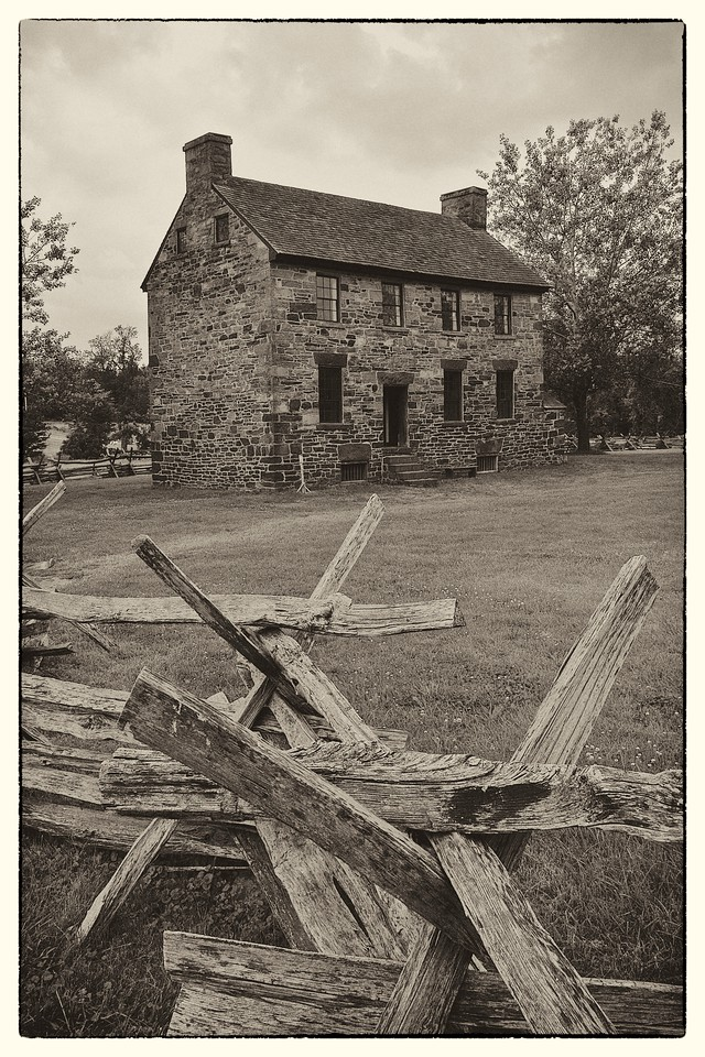 Old Stone House, Manassa, VA
