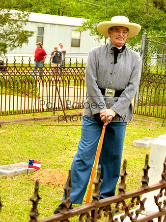 Civil War Reenactment 4-30-2011