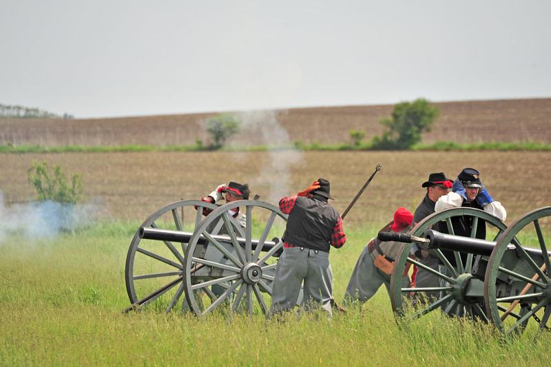 Wasioja Civil War Days 2013 - 9907