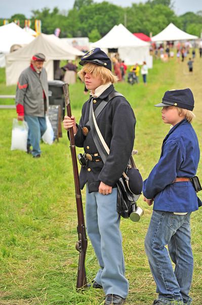 Wasioja Civil War Days 2013 - 999932