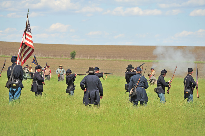 Wasioja Civil War Days 2013 - 99999978