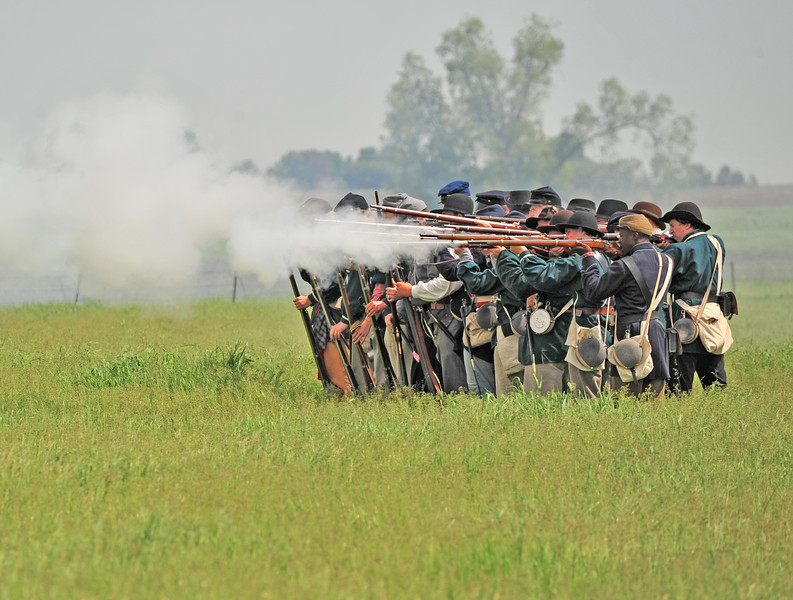 Wasioja Civil War Days 2013 - 9911