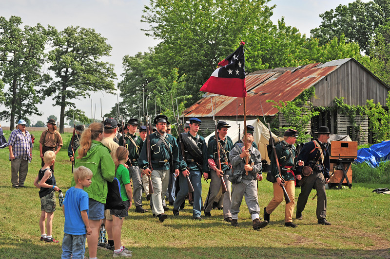 Wasioja Civil War Days 2013 - 71
