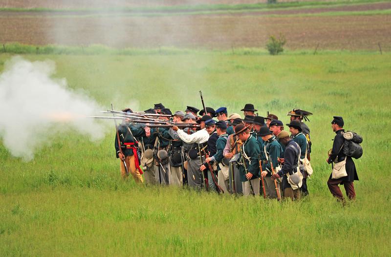 Wasioja Civil War Days 2013 - 9926
