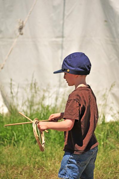 Wasioja Civil War Days 2013 - 99999942