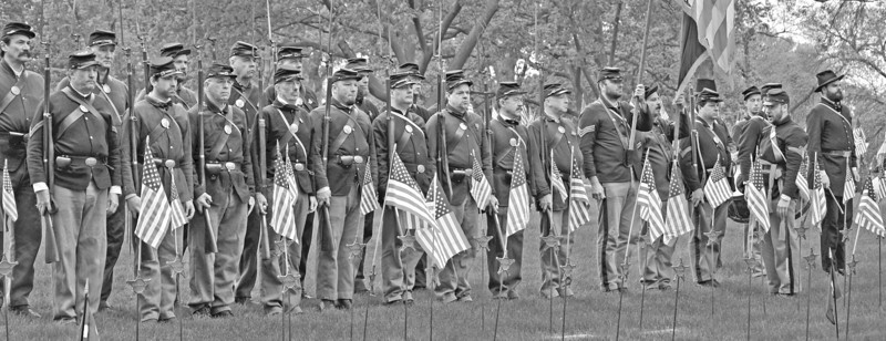 Memorial Day 2013 -34 bw